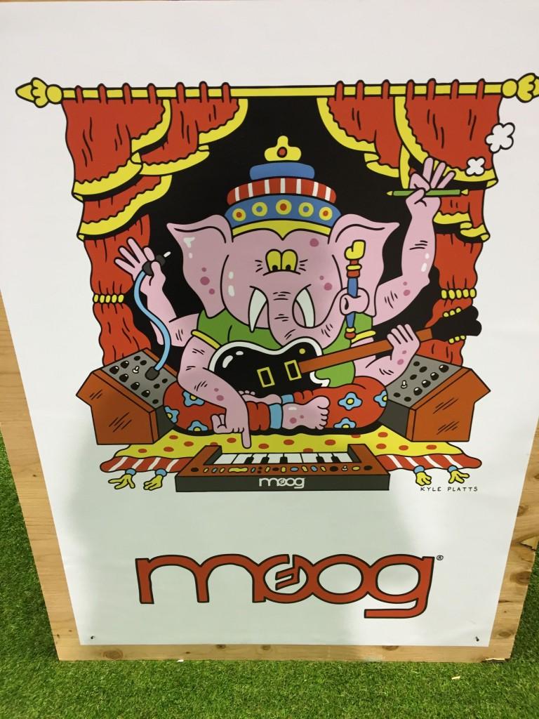 Moog_Music_Horror_Movies_NAMM - 4