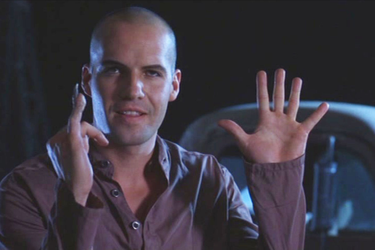 Billy Zane s From A Real Haunted Studio See You The