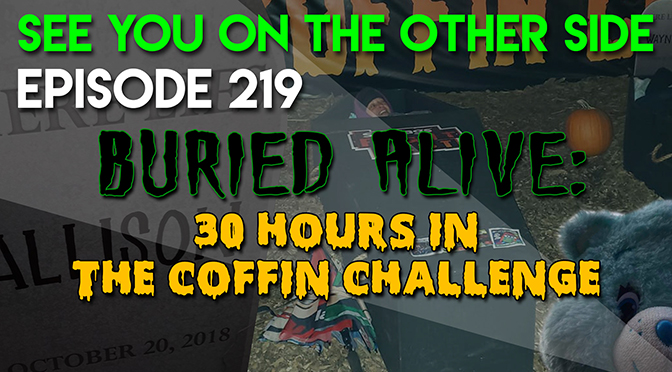 Buried Alive: 30 Hours In The Coffin Challenge